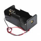 D-Type Battery Holder Case Box with Leads