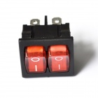 DIY 6-Pin Rocker Switches with Red Light Indicator