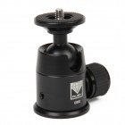 006S Aluminum Alloy Ball Head - Black