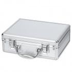 Exquisite Multi-function Metal Storage Box - Silver
