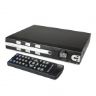 Embedded Linux 4-CH Network DVR Digital Video Recorder w/ Dual USB / LAN / VGA / RS485 / SATA