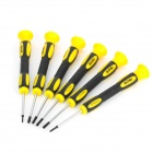 Precise 6-in-1 Screwdriver Tool Set (6-Pack)