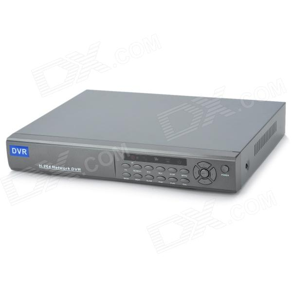 Embedded Linux 8-CH Network DVR Digital Video Recorder w/ Dual USB / LAN / VGA / RS485 / Alarm