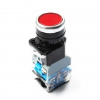DIY On/Off Push Button Switch - Red + Black