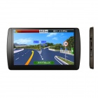 "7"" Capacitive Touch Screen Android 2.2 GPS Navigator w/ WiFi / FM / TF / AV-in / US Map - Black"
