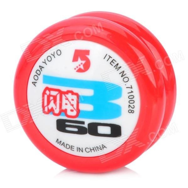 AODA Plastic YO-YO Toy - Red