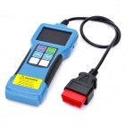 T70 OBD II / EOBD 2.8' Display Screen Multilingual Auto Car Diagnostics Scanner w/ Print Function