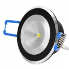 1W 110~120LM 6000~6500K LED White Light Ceiling Lamp