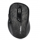 Rapoo 5GHz 500 / 1000DPI Wireless Optical Mouse w/ USB Receiver - Black (2 x AA)