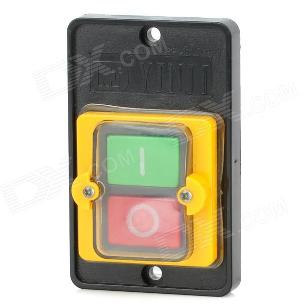 Waterproof Industrial Equipment Push Button Switch (AC 220~380V)