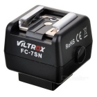 VILTROX FC-7SN Hot-shoe Adapter Wireless Flash Controller