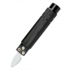 Professional Repair Tool Watch Case Opener Knife w/ Blade / Hex Screw - Black