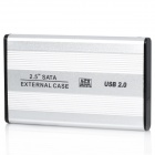 USB 2.0 Hard Disk Drive Enclosure Case for 2.5