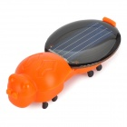 Solar Powered Insect Educational Toy - Orange