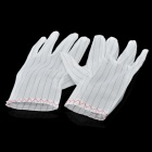 Protective Anti-Static Gloves - White (Pair)
