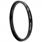 MASSA 62mm Star 6 Point Lens Filter