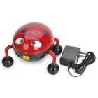 Mini Coccinella Style Green + Red Laser Music Player Stage Lamp (AC 110~240V)