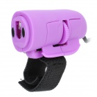 Creative USB 1200DPI Wired Optical Finger Mouse - Purple