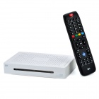 KAIBOER K3 Full HD Network Multi-Media Player w/ 2 x USB / HDMI / LAN -  White (4GB)