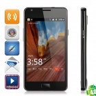 "D999 Android 2.3 WCDMA 3G Phone w/ 4.3"" Capacitive, GPS, Wi-Fi and Single-SIM - Black"