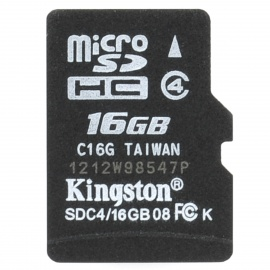 Kingston SDC4/16GB 16GB TF Memory Card