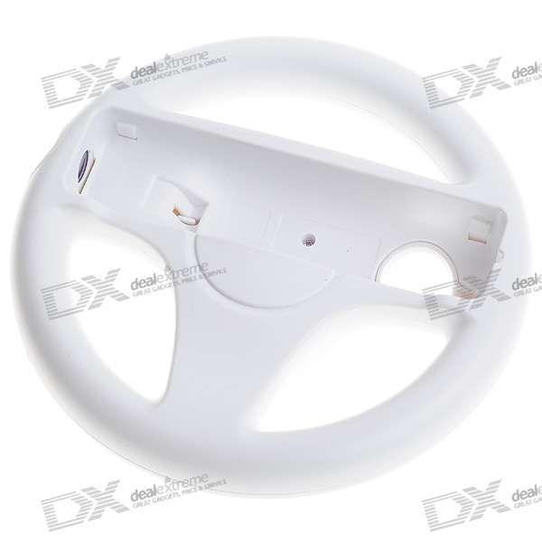 Steering Wheel Controller for Wii Remote