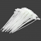 21cm Nylon Cable Marker Zip Ties (100-Piece)