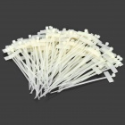 11cm Nylon Cable Maker Zip Ties (100-Piece)