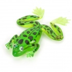 Soft PVC Rubber Lifelike Frog Style Fishing Baits