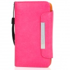 KALAIDENG Protective PU Leather Flip-Open Case for Samsung i9100 - Pink