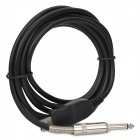 USB Guitar Audio Cable - Black (3M-Length)