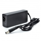 65W Replacement Power Suppler AC Adapter w/ Power EU Plug for HP Laptops - Black (AC 100~240V)