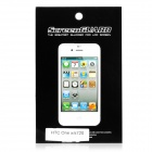 Glossy Screen Protector Film Protector de PET para HTC One X / S720