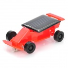 WZ-3 Mini Solar Racing Car - Red