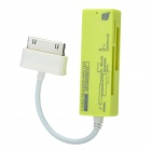 Multi-Card Reader for Samsung Gaxalxy Tab P7500 / P7510 / P7300 + More - Green (Max. 16GB)