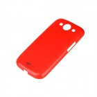 Protective ABS Plastic Case for Samsung Galaxy S3 i9300 - Red