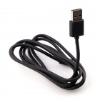 Genuine Micro USB Data & Charging Cable for Xiaomi M1 - Black (104cm)