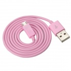 Micro to USB Data Cable for Samsung i9000 / i9100 / i9220 - Pink (95cm)