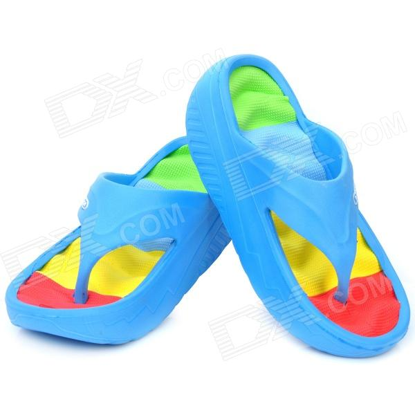 Fashion EVA Thickened Massage Flip-Flops Sandals (Pair/Size-39)