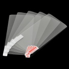 Glossy Protective ARM Screen Protector Guard Film for HTC One X / S720E (5-Piece Pack)
