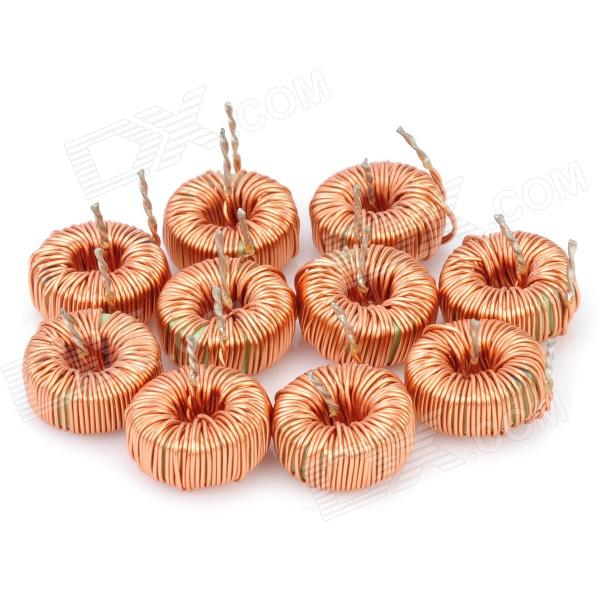 Wired Magnetic Anel poder indutor - Orange (10-Piece Pack)