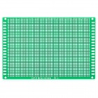 Universal DIY Double-Sided Glass Fiber Board - Green