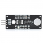 Touch Sensor Switch Module for Smart Car - Black