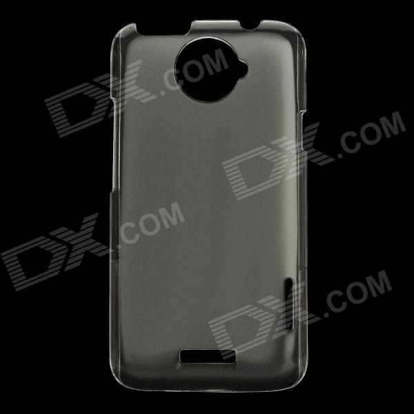 Protective ABS Plastic Case for HTC ONE X S720e - Transparent