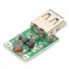 USB DC 1~5V to DC 5V Voltage Step Up Boost Module - Green