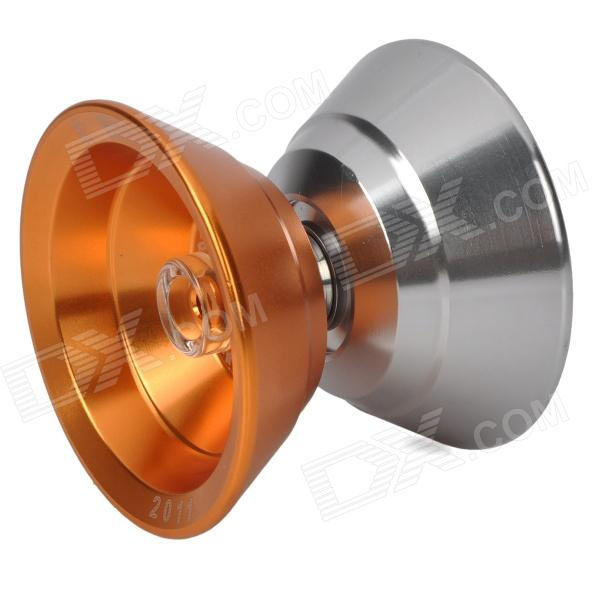 MAG Aluminum Alloy YO-YO Toy - Silver + Copper