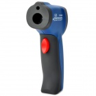 "DT-882H 1.3"" LCD Digital Infrared Thermometer - Blue + Deep Grey"