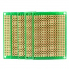 DIY Glass Fiber Prototyping PCB Universal Board - Green (5-Pack)