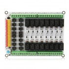 16-Channel 5V Relay Module Expansion Board for Arduino (Works with Official Arduino Boards)