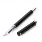 HERÓI Exquisite Stainless Steel Fountain Pen - Preto